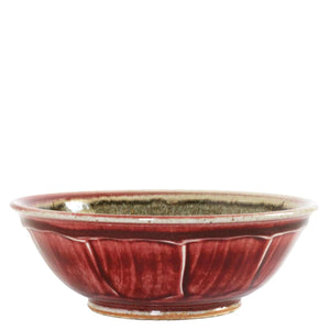 Ceramic Winterberry Small Harvest Bowl