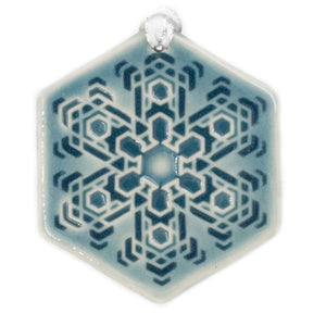 Ceramic 2019 Snowflake – Crystallization
