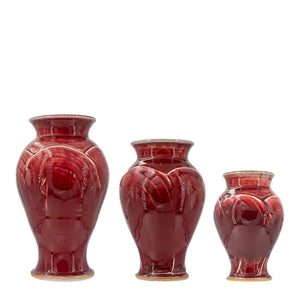Ceramic Small Winterberry Classic Vase