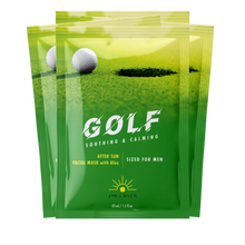 Load image into Gallery viewer, Golf Mask - 4 Pack
