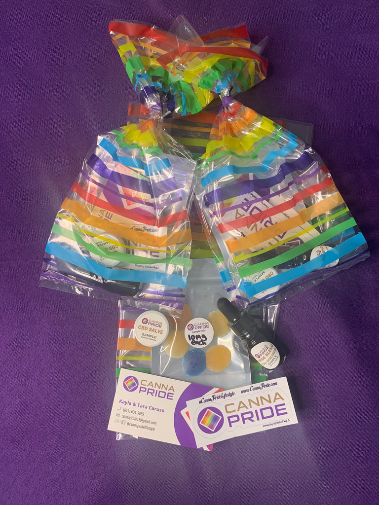 Canna Pride Sample Pack - Canna Pride