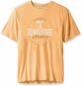 NCAA Tennessee Volunteers College Callout Performance Champion T Shirt Men L, XL - Vintage Buffalo Sports