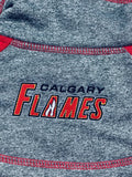 NHL Calgary Flames G-III Soft Shell 1/4 Zip Pullover Track Jacket Men's M NWT - Vintage Buffalo Sports