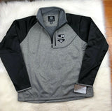 NHL Los Angeles Kings G-III Soft Shell 1/4 Zip Pullover Track Jacket Men's XL - Vintage Buffalo Sports