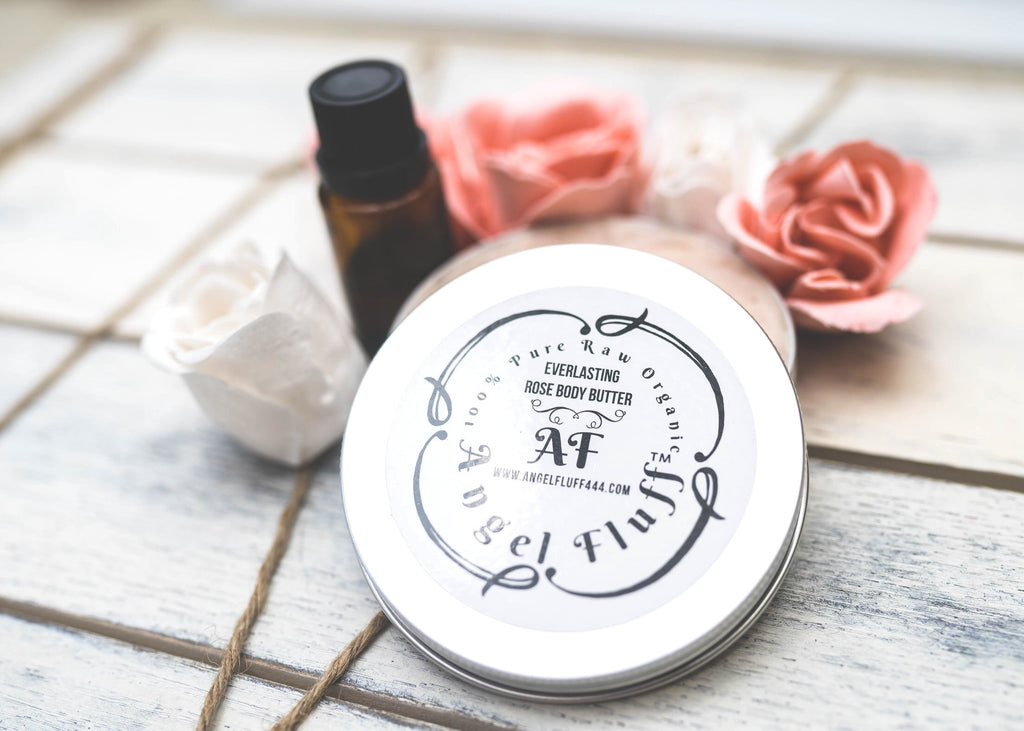 Everlasting Rose Body Butter