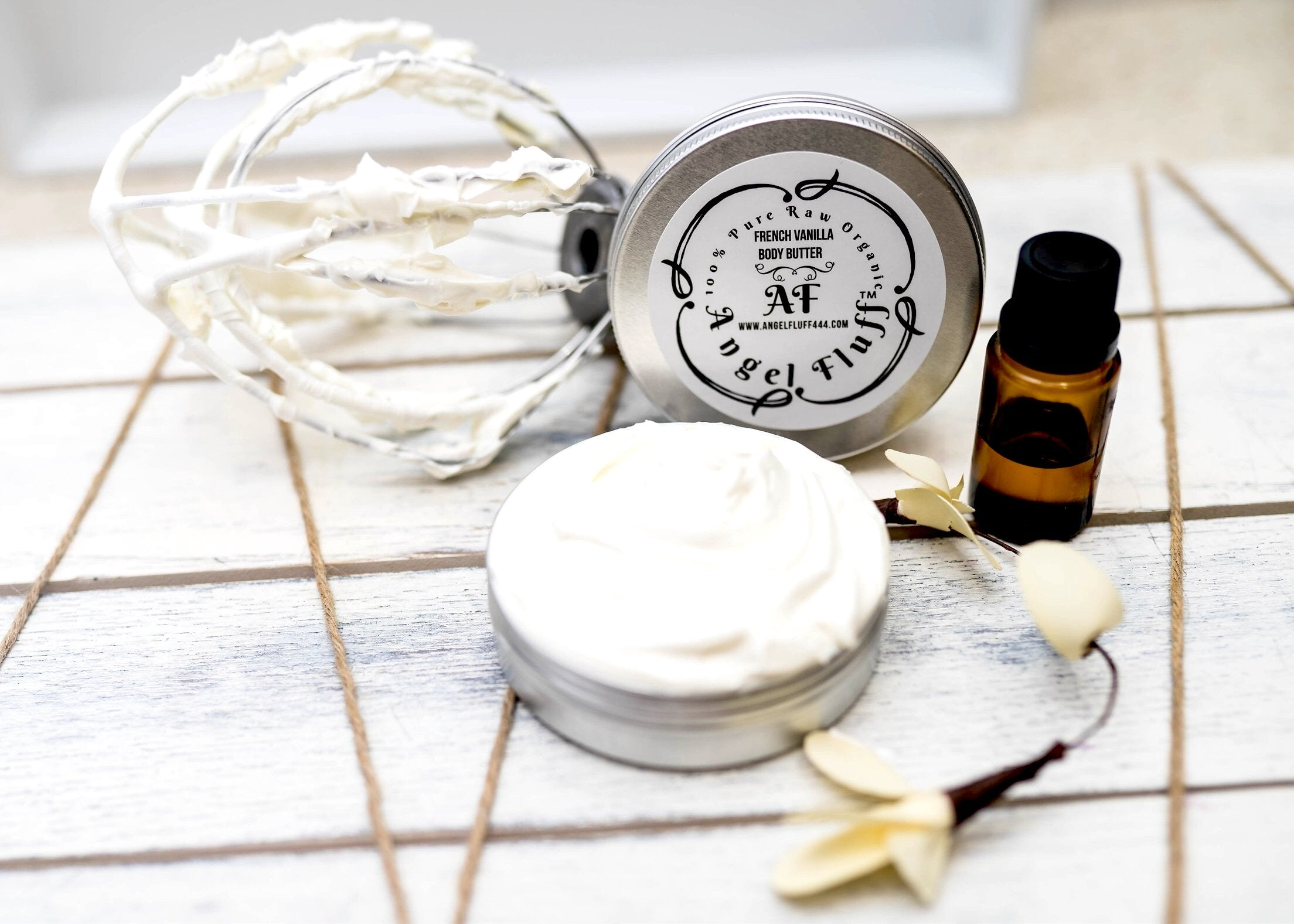 French Vanilla Body Butter