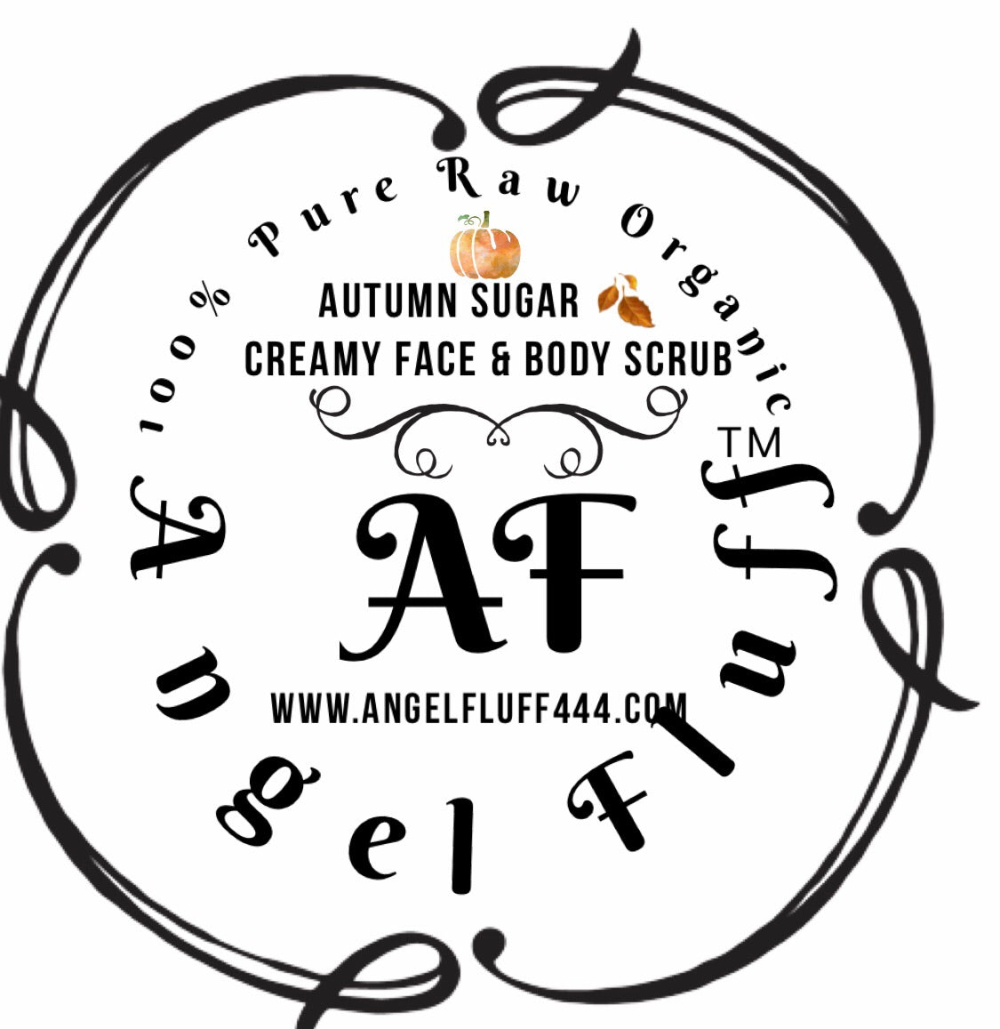 Autumn Sugar Creamy Face & Body Scrub Limited Edition