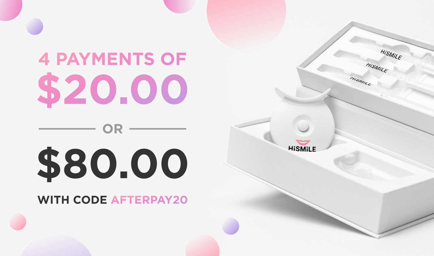 Afterpay 4 payments of x