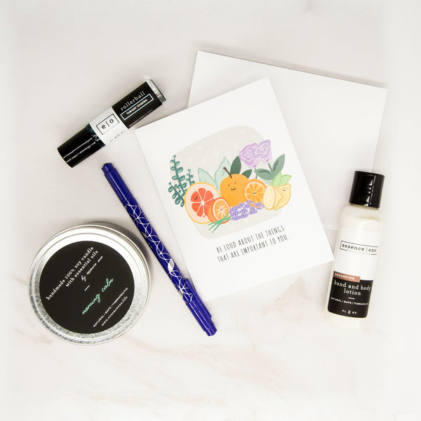 Spiritual Wellness Gift Box