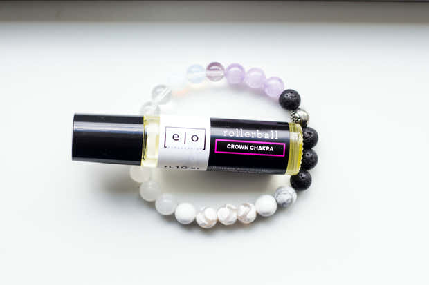 Chakra Rollerball - Crown 1