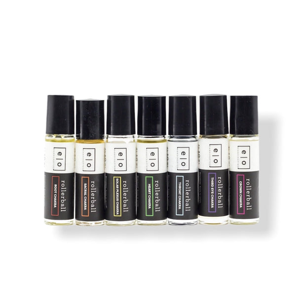 Chakra Rollerball Collection 1
