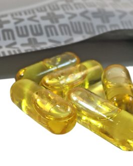 CBD Capsules For Pain & Inflammation