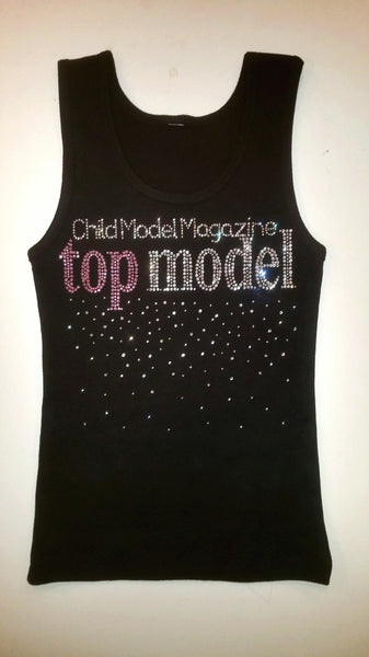 "Limited Edition ""Top Model"" Tank"