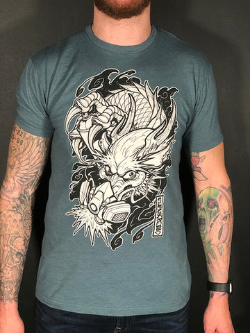 Tevenal Dragon shirt
