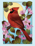 Cardinal by Charlotte
