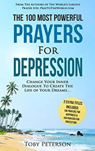 The 100 Most Powerful Prayers For Depression