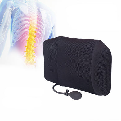 Portable Lumbar Support Cushion & Massage Pillow
