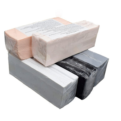 Professional High Quality Oven-bake Polymer Clay 500g blocks