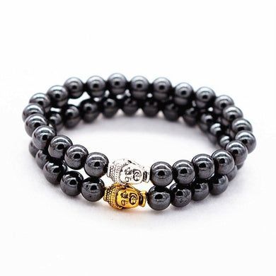 Magnetic Therapy Bracelet - Meditation Counter
