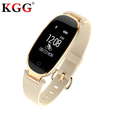 Bluetooth Waterproof S3 Ladiese Smart Watch