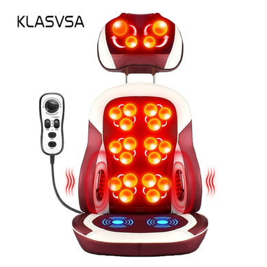 KLASVSA's Infrared & Vibration Decompression Massage Chair