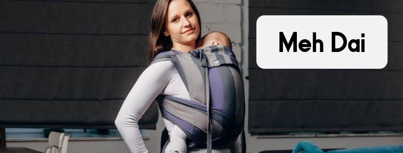 Meh Dai Baby wrap sling carrier