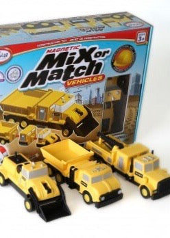 Mix or Match Vehicles