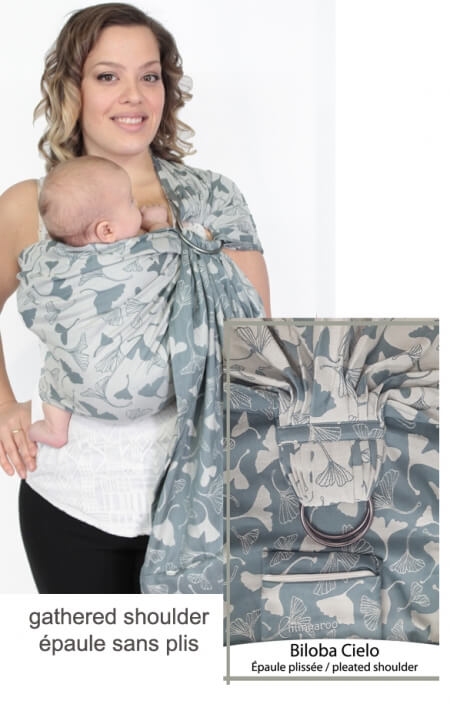 Chimparoo Ring Sling Jaquard