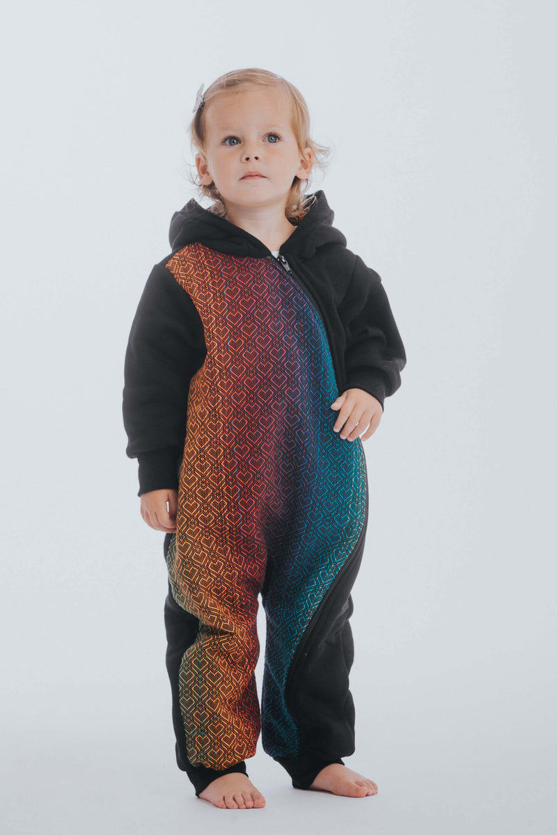 Bear Romper from Lenny Lamb at Raising A Little