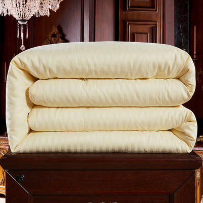 Hand-made Natural Mulberry Silk Kapok Comforter