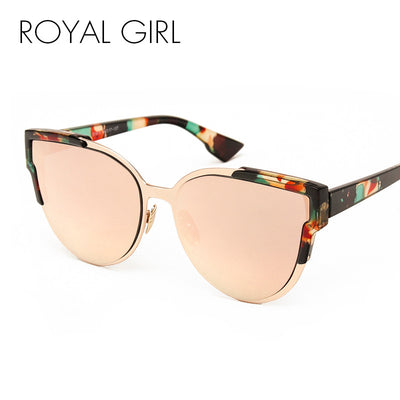 ROYAL GIRL Newest Fashion Cat Eye Sunglasses