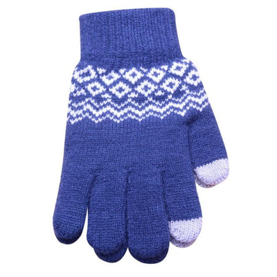 Warm Full Finger Mittens Powered Gloves