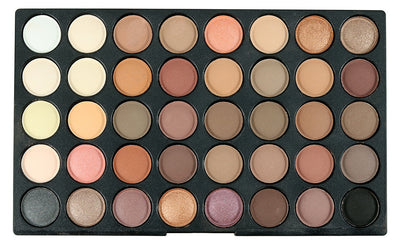 Cosmetic Matte EyeShadow Cream Makeup Palette Shimmer