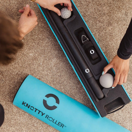 The Most Versatile 6-in-1 Foam Roller