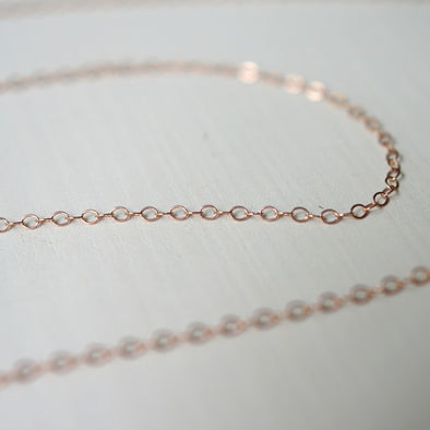 Rose Gold Filled Chain