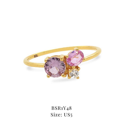Blush Skies Ring