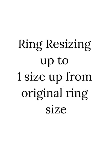 Ring Resizing Up Service
