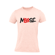 PINK CLASSIC MOOSE 100 T-SHIRT [VALENTINES DAY]