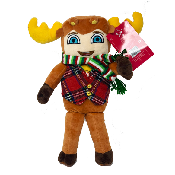 MOOSECRAFT PLUSHIE TOY! *SIGNED*