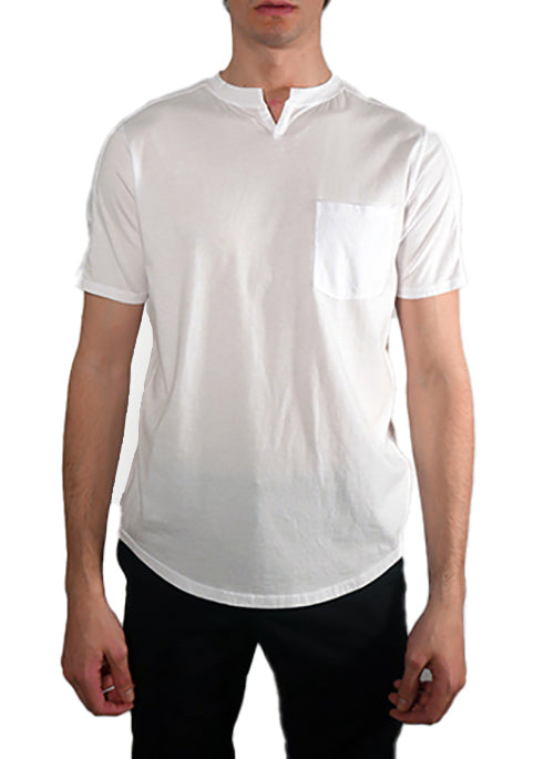 Notch Neck Tee