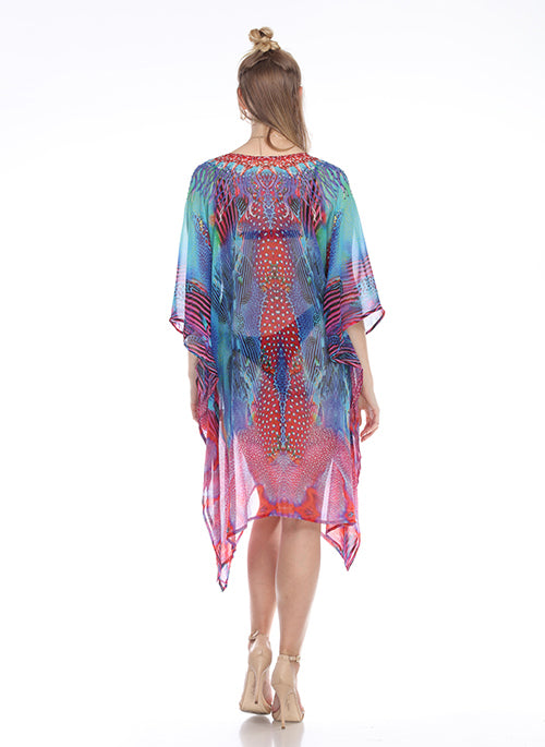 Caftan Lounger Dress