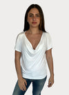 Belinda Top White