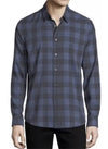 Clean Placket Shirt