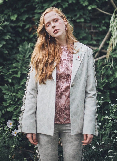 Frill Of It Jacket