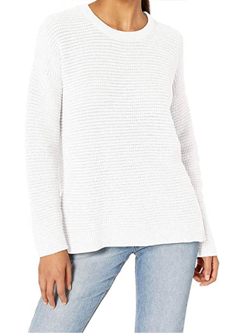 Paige Scoop Neck Pullover