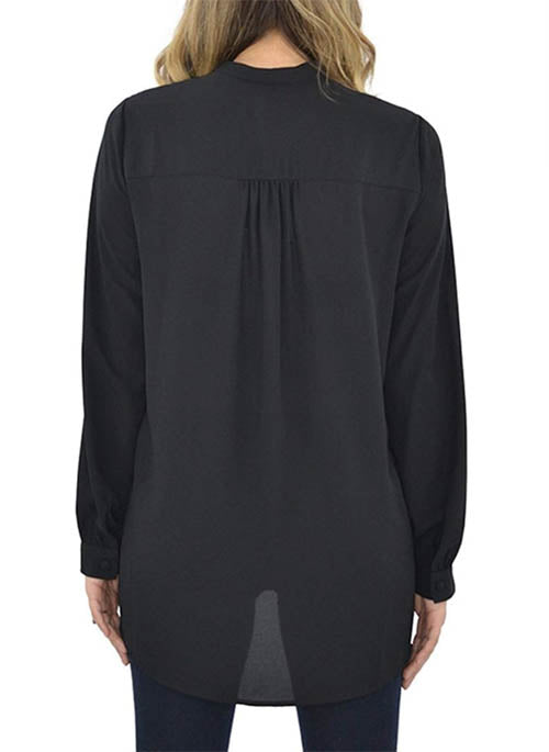 Half Placket Tunic