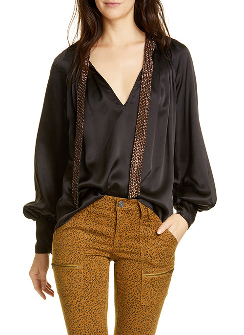 Wenya Silk Shirt