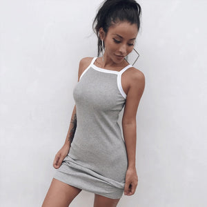 Women's Stylish Summer Sexy Casual Dress