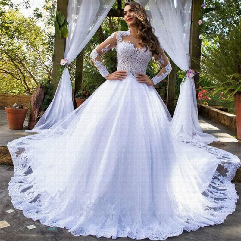 Women's Stunning Bridal Gown's