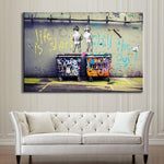 Graffiti Art Painting